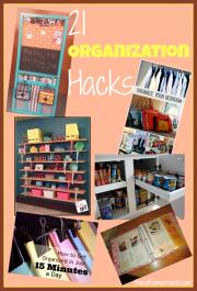 21 Organization Hacks