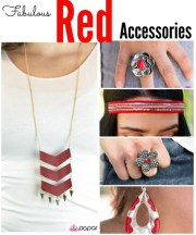 Fabulous Red Accessories Just $5