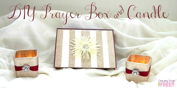 DIY Prayer Box!