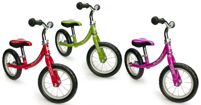 Burley Mykick Balance Bike Only $39.99! Down From $119!