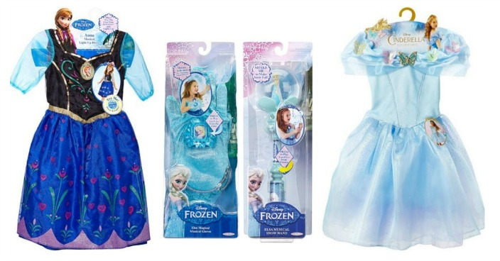 Disney Princess Costumes Only $8.49 Shipped + FREE Gift! Down From $30!