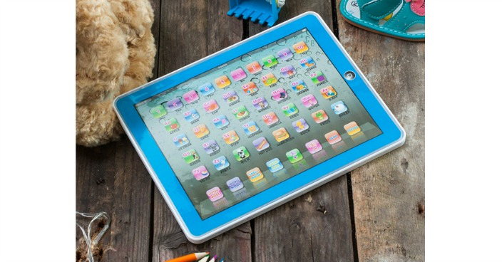 Kids' Interactive Learning Pad Just $9.95! Down From $40! Ships FREE!