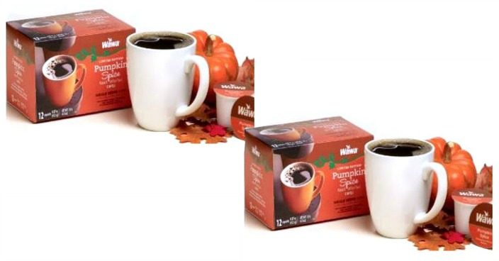 144-Pack Wawa Pumpkin Spice K-Cups Just $39.99! Down From $158! Ships FREE!