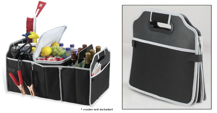 FREE Collapsible Trunk Organizer! Down From $20!