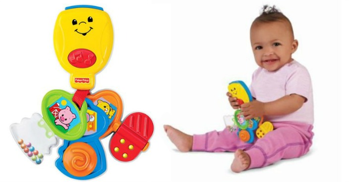 Fisher-Price Nursery Rhyme Keys Just $7.98! Down From $15!