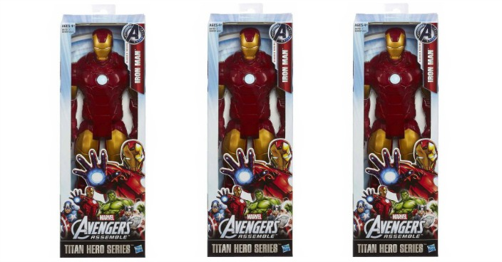"""Marvel Avengers Iron Man 12"""" Figure Just $6.47! Down From $19!"""