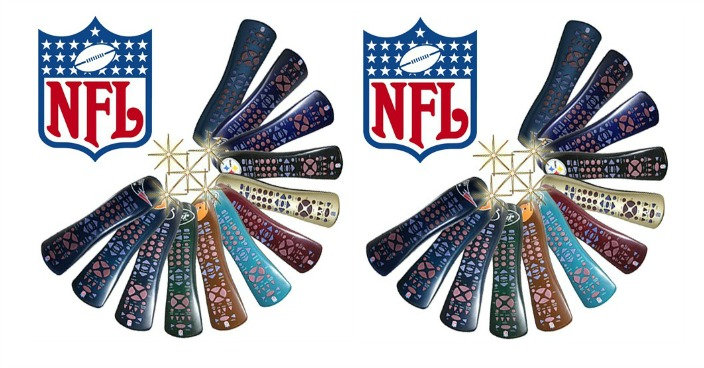 NFL Team Logo Universal Remote Just $4.99! Down From $30! Ships FREE!