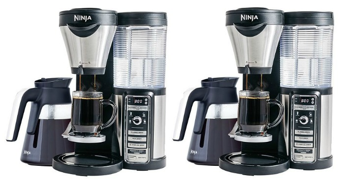 Ninja Coffee Bar with Glass Carafe Only $84.99! Down From $230!