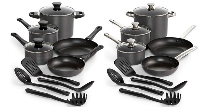 Tools Of The Trade 12-piece Cookware Sets Only $19.99! Down From $140!