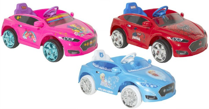 Battery Powered Coupe Ride-Ons Just $79! Down From $149!