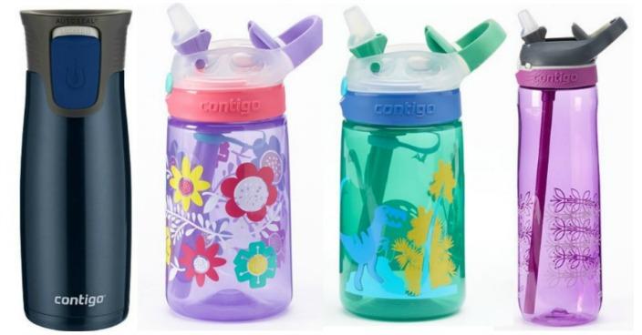 Contigo Mugs & Water Bottles Just $8.49! Down From $14-$25!