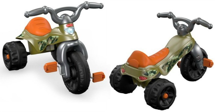 Fisher-Price Tough Trike Just $19! Down From $40!