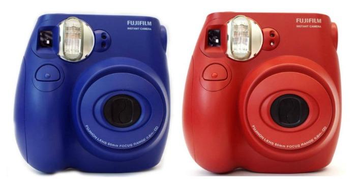 Fuji film Instax Mini 7S Instant Camera Just $42.99! Down From $70!