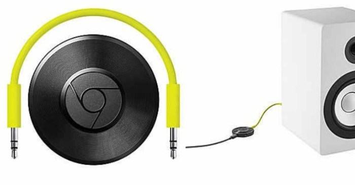 Google Chromecast Audio Just $25! Down From $35!
