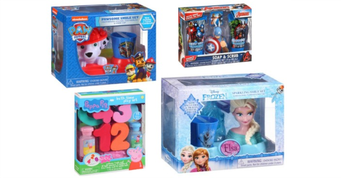 Kid's Beauty Gift Sets Just $4.88!