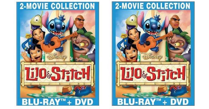 Lilo & Stitch / Lilo & Stitch 2: Stitch Has A Glitch Blu-ray + DVD Just $8.86! Down From $15!