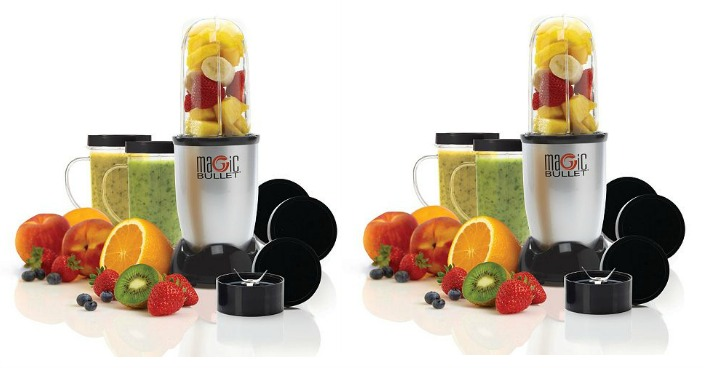 Magic Bullet 11-pc. Blending System Just $20.99! Down From $60!