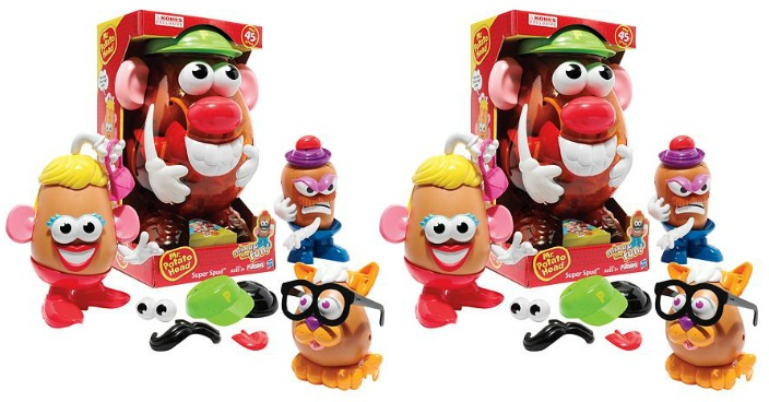 Playskool Mr. Potato Head Super Spud Just $15.29! Down From $50!