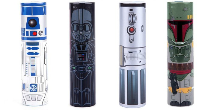 Star Wars Power Bank Only $12.49! Down From $25!