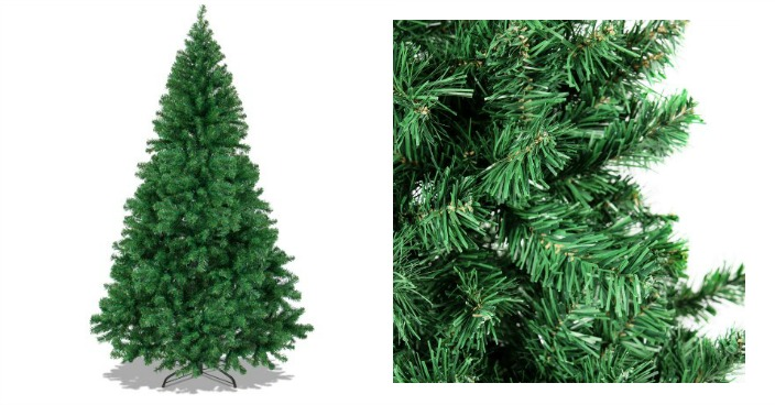 6' Premium Artificial Christmas Pine Tree Just $35.99! Down From $85!