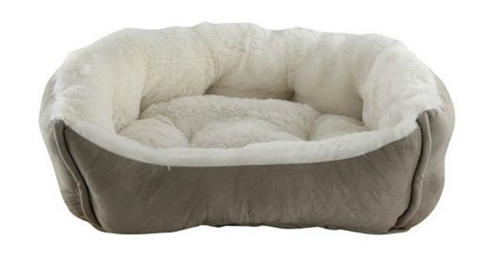 Animal Planet Microsuede Pet Bed Only $8.39! Down From $27!