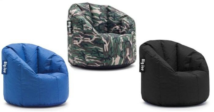 Big Joe Milano Bean Bag Chair Just $24.98!