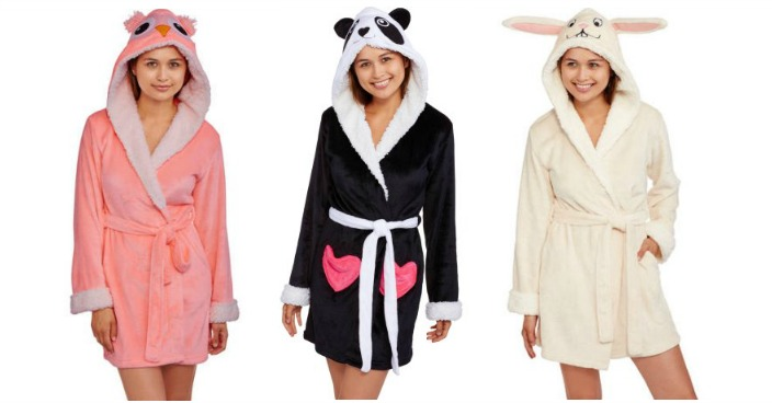 Body Candy Juniors' Critter Robe Just $5! Down From $19!