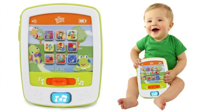 Bright Starts Lights & Sounds Funpad Musical Toy Just $5.88! Down From $12.47!