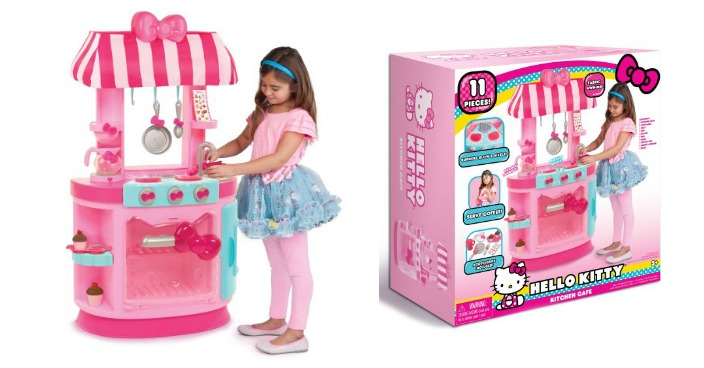 Hello Kitty Kitchen Cafe Just $40! Down From $80!