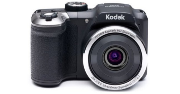 Kodak AZ251 Digital Camera With 16.15 Megapixels And 25x Optical Zoom For $129 With FREE Shipping, Down From $169!