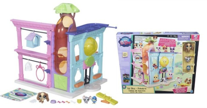 Littlest Pet Shop Pet Shop Playset Just $18.89! Down From $29!