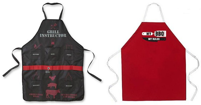 Men's Aprons With Attitude As Low As $10.24! Down From Up To $32!