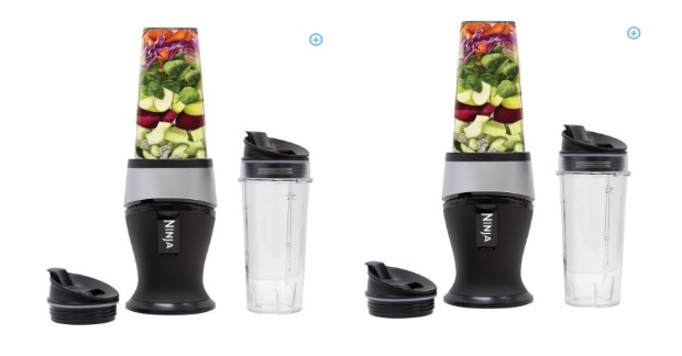 Ninja Fit Blender Stainless Steel Just $39, Down From $49.92!