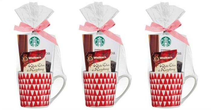 Starbucks Single Mug Gift Set Just $8.98!