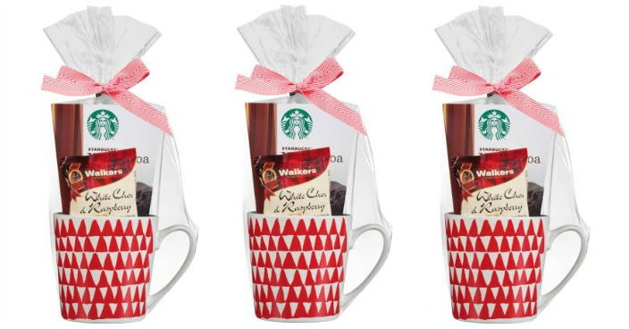 Starbucks Single Mug Gift Set Just $8.98!