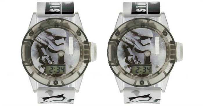 FREE Storm Trooper Projection Sound FX Watch!
