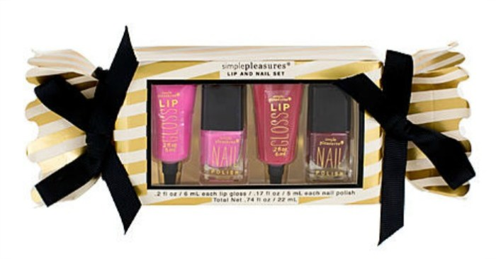 Tri-Coastal 4-Pc. Lip & Nail Cracker Set