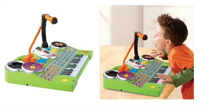 VTech KidiJamz Studio Only $31.49! Down From $60!