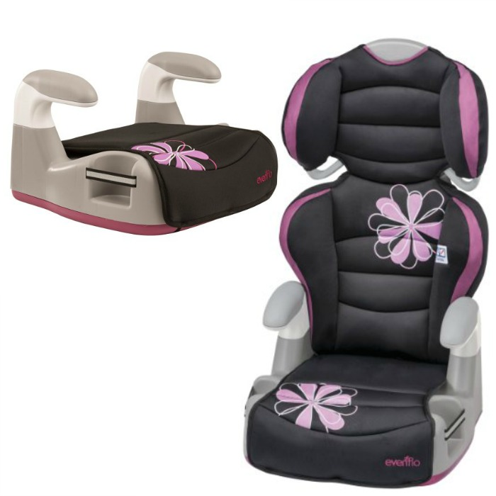 Evenflo Amp High Back Booster Car Seat Just $24.88! Down From $40!