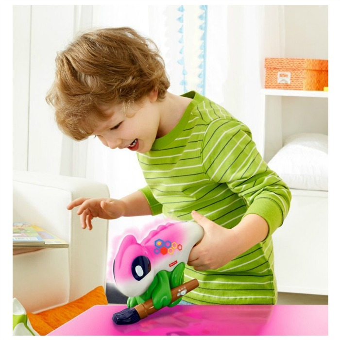 Fisher-Price Smart Scan Color Chameleon Just $9.98! Down From $25!