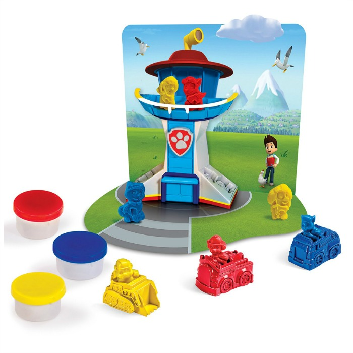 Paw Patrol To The Rescue Dough Play Set Just $8.97! Down From $15!