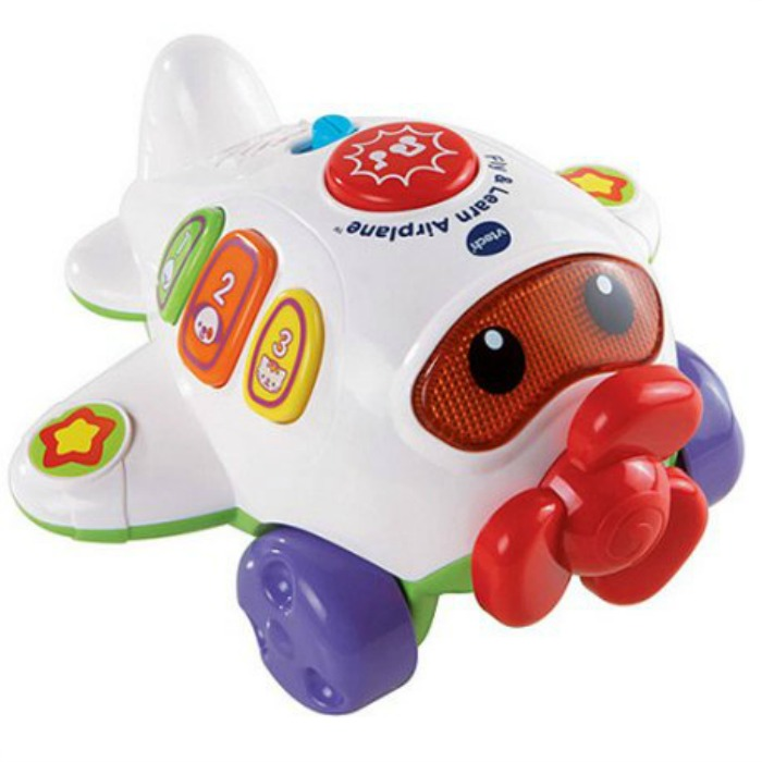 VTech Fly and Learn Airplane Just $7.88! Down From $13!