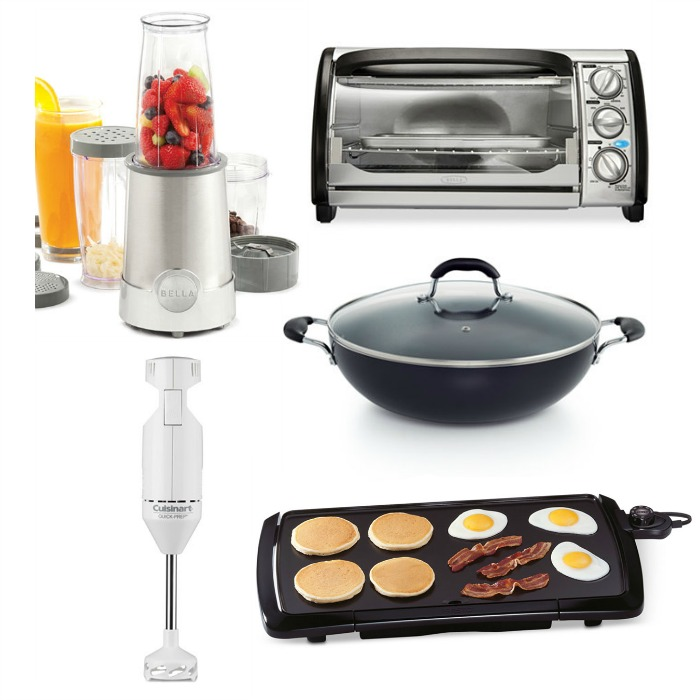 Small Kitchen Appliances Only $9.99! Down From Up To $70!