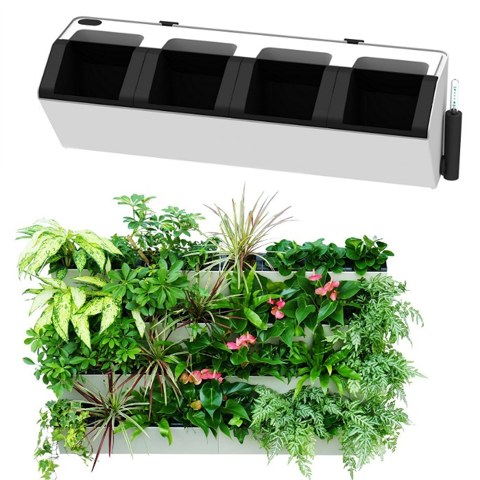 herb your box own living build wall vertical large diy planter impressive garden