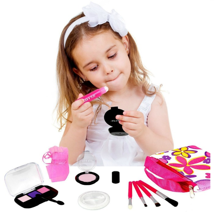 Click N' Play Pretend Play Cosmetic & Makeup Set Just $11.69!