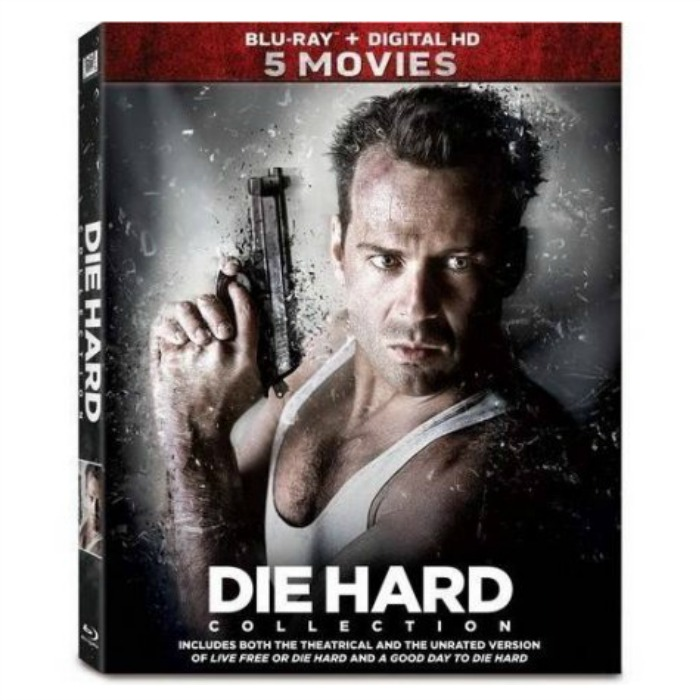 Die Hard 5-Movie Collection on Blu-ray Just $20.96! Down From $55!