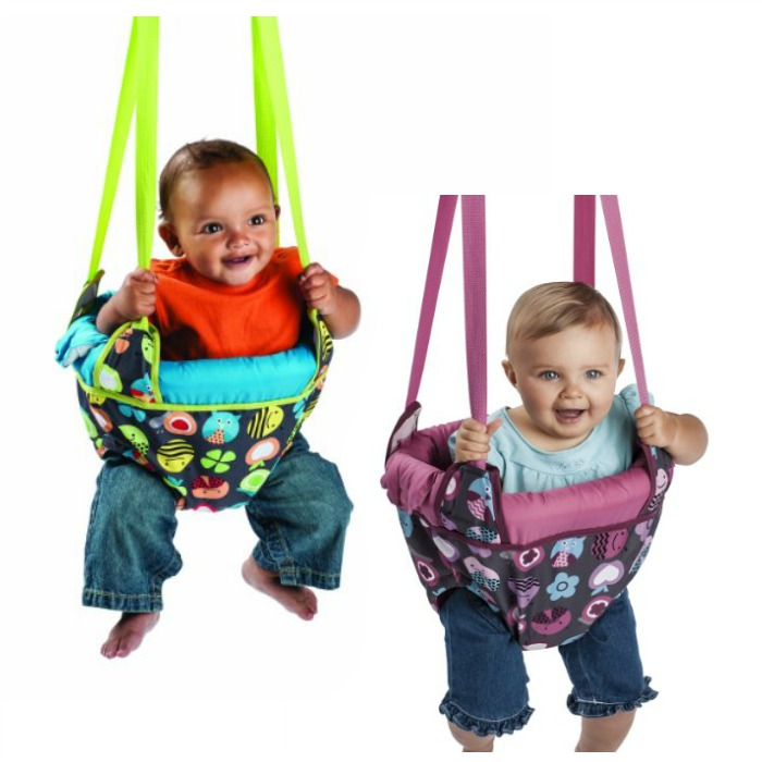 Evenflo ExerSaucer Door Jumper Just $11.88! Down From $20!
