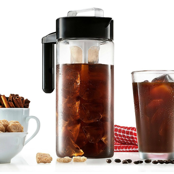 Glass Iced Coffee Maker Just $10! Down From $30!