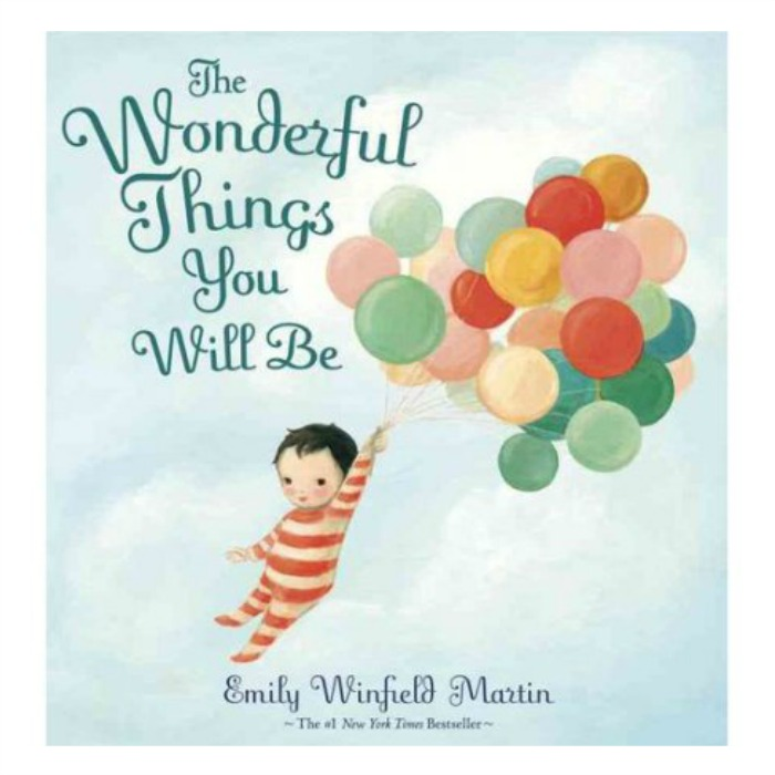 The Wonderful Things You Will Be Hardcover Book Just $7.99! Down From $18!