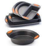 Rachael Ray 5-Piece Bakeware Only $24.40! Down From $38!